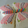 Better Batter Butterfly Cake