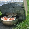 The Great Gluten Free Campout: Box Oven Pizza