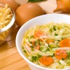 Kluski (PA Dutch Style thick egg noodles)