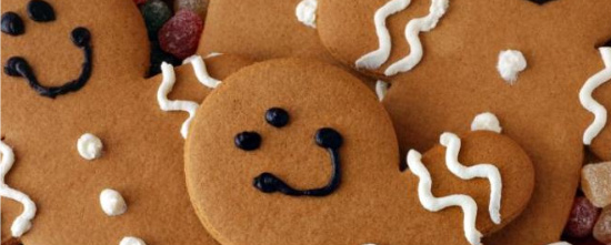 This is mild, soft version of everyone's favorite gingerbread cookie ...