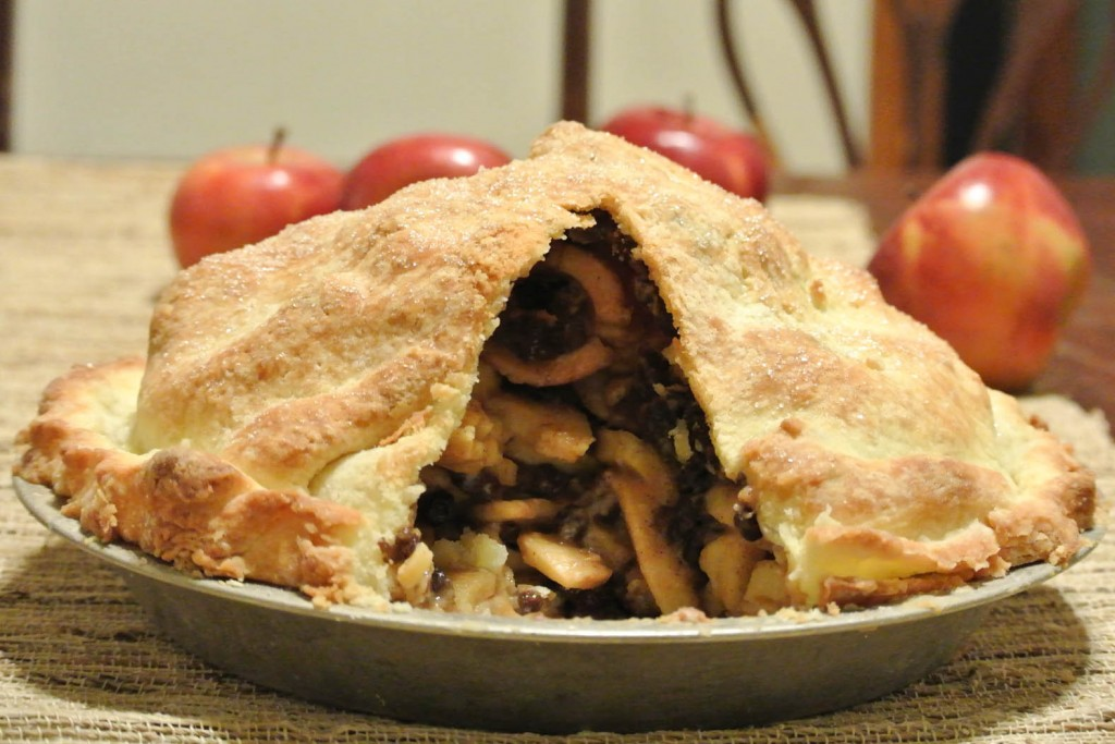 Mile High Apple Pie | Better Batter Gluten Free Flour