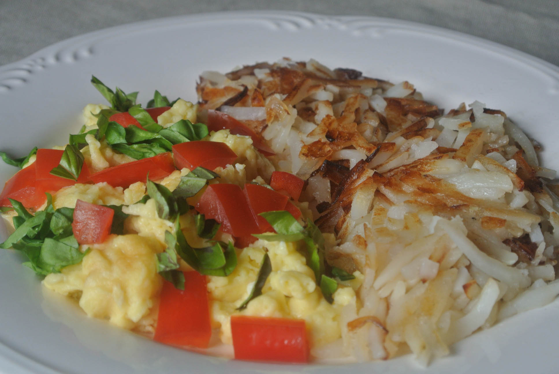 scramble the best scrambled egg recipes yummy tuscan scrambled eggs ...