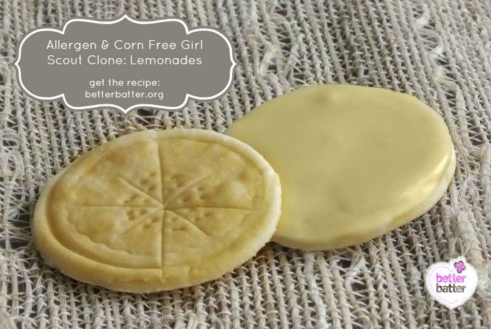 girl scout cookie clone lemonades   better batter gluten