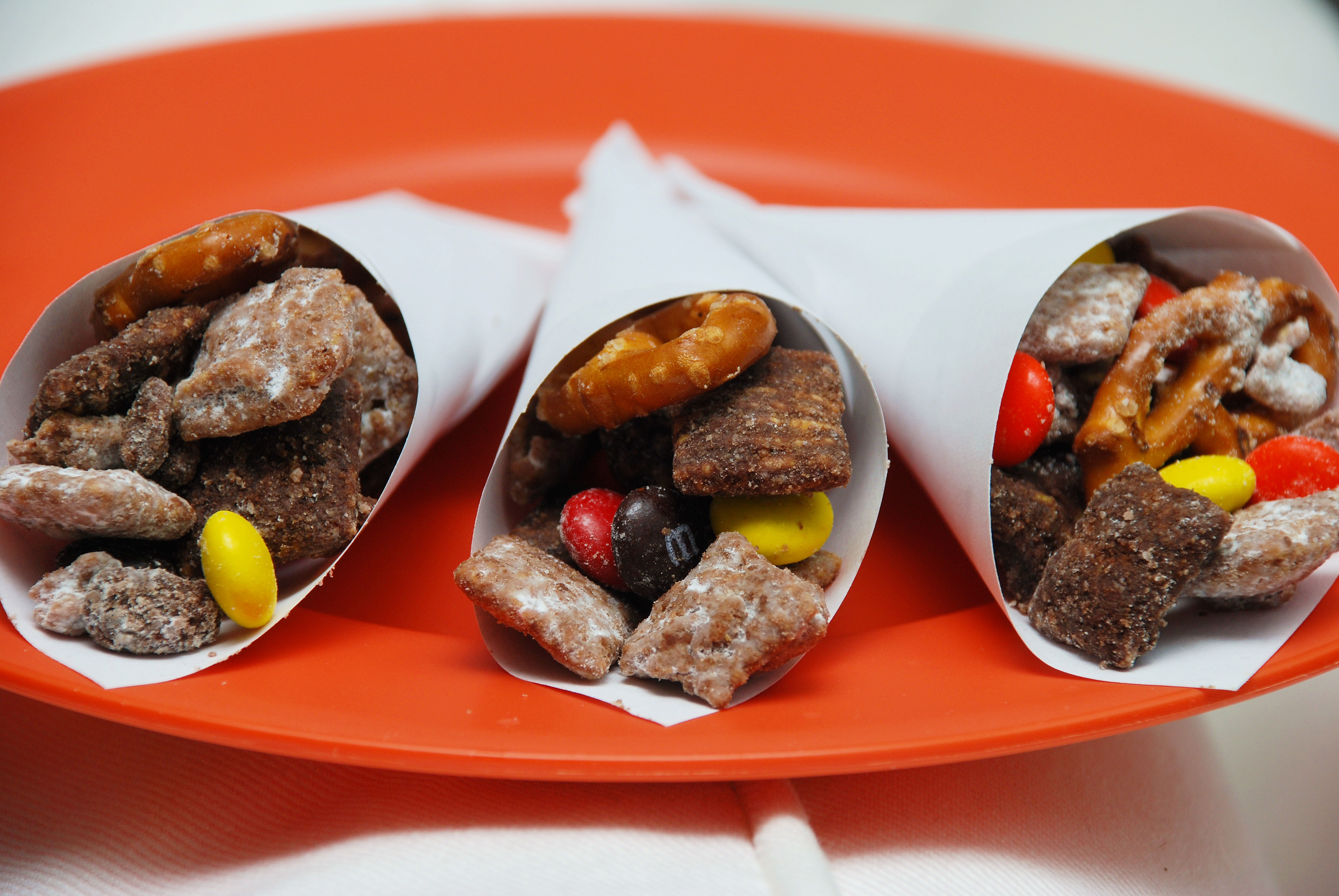 Brownie Chex Mix