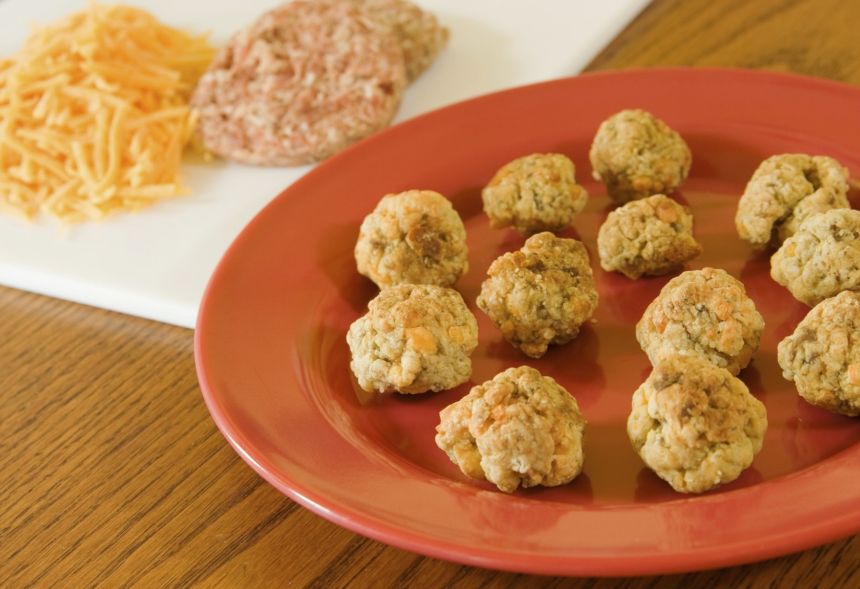 Savory appetizer balls better batter gluten free flour for Easy tailgating recipes for a crowd