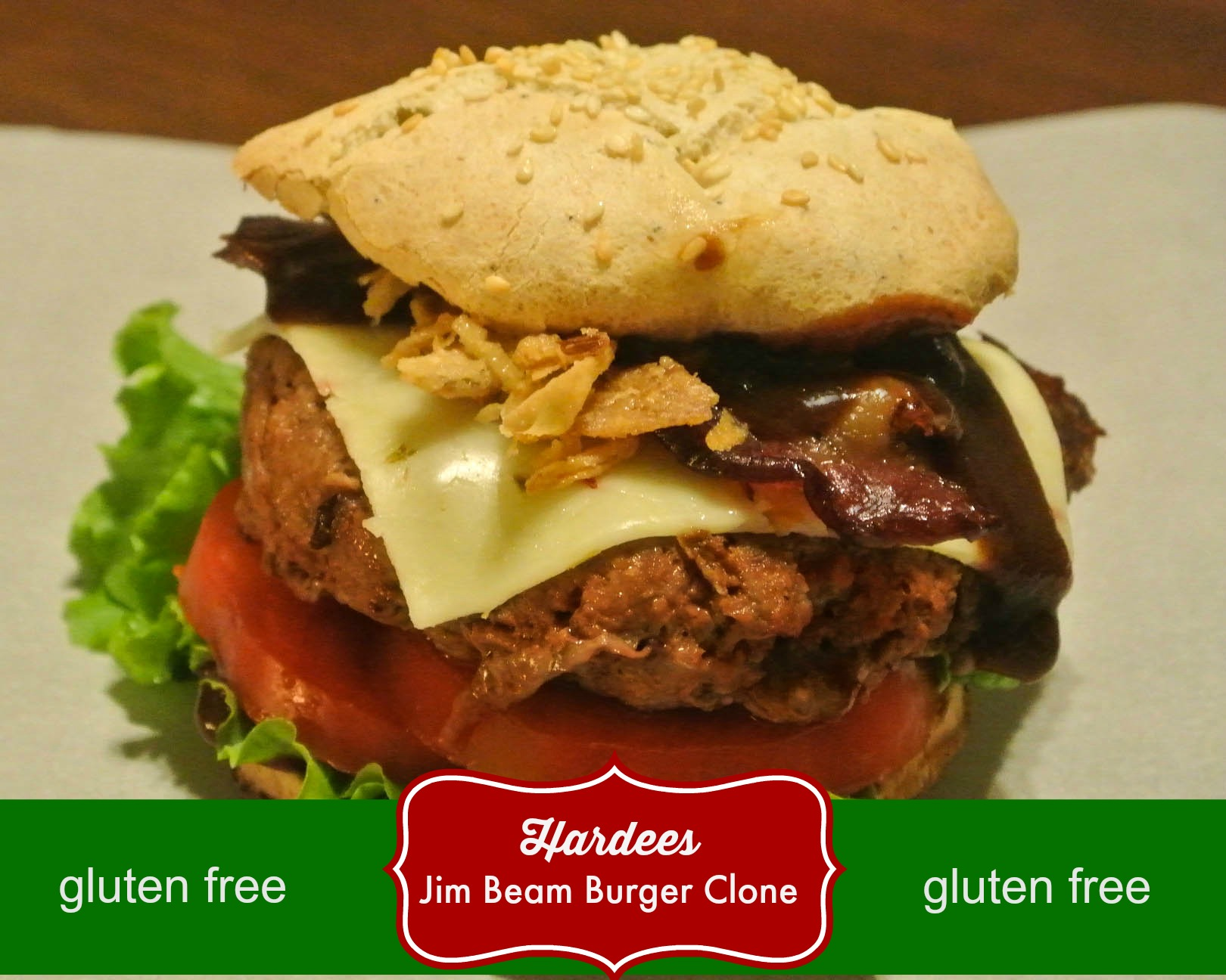 hardees jim beam burger clone 2
