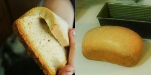 Gluten free clone of Udi's bread - vegan, allergen free and gluten free with Better Batter gluten free flour and psyllium
