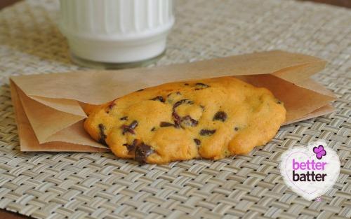 better batter pumpkin cookie