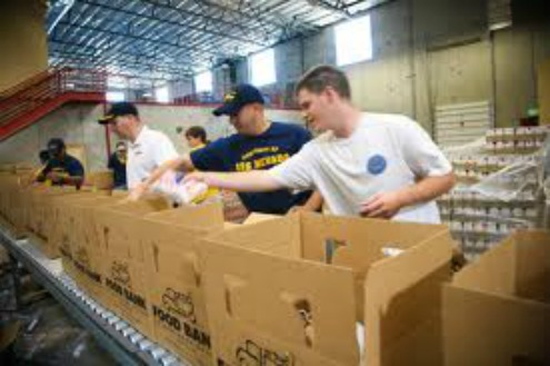 Donate Gluten Free Items to a Food Bank