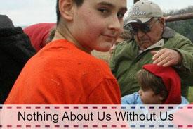 Promote Autism Self-Advocacy