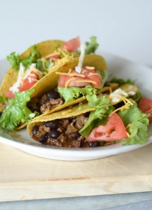 kristy slow cooker taco