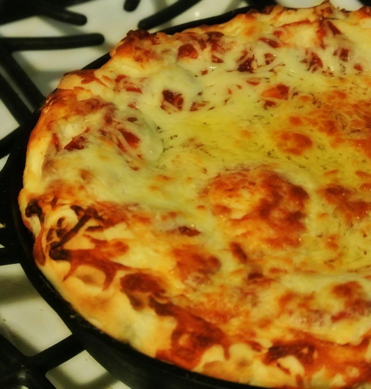 Pizza Hut Pan Pizza Clone Better Batter Gluten Free Flour