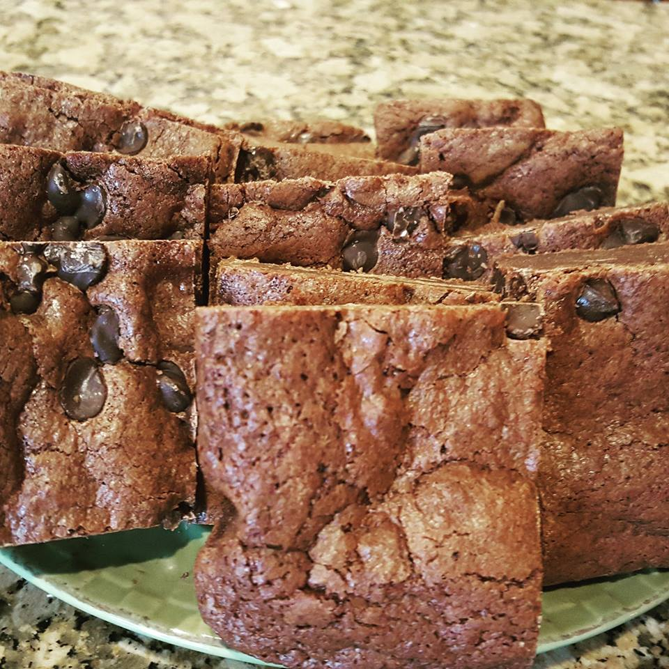 Patrick's Allergy Free Brownies