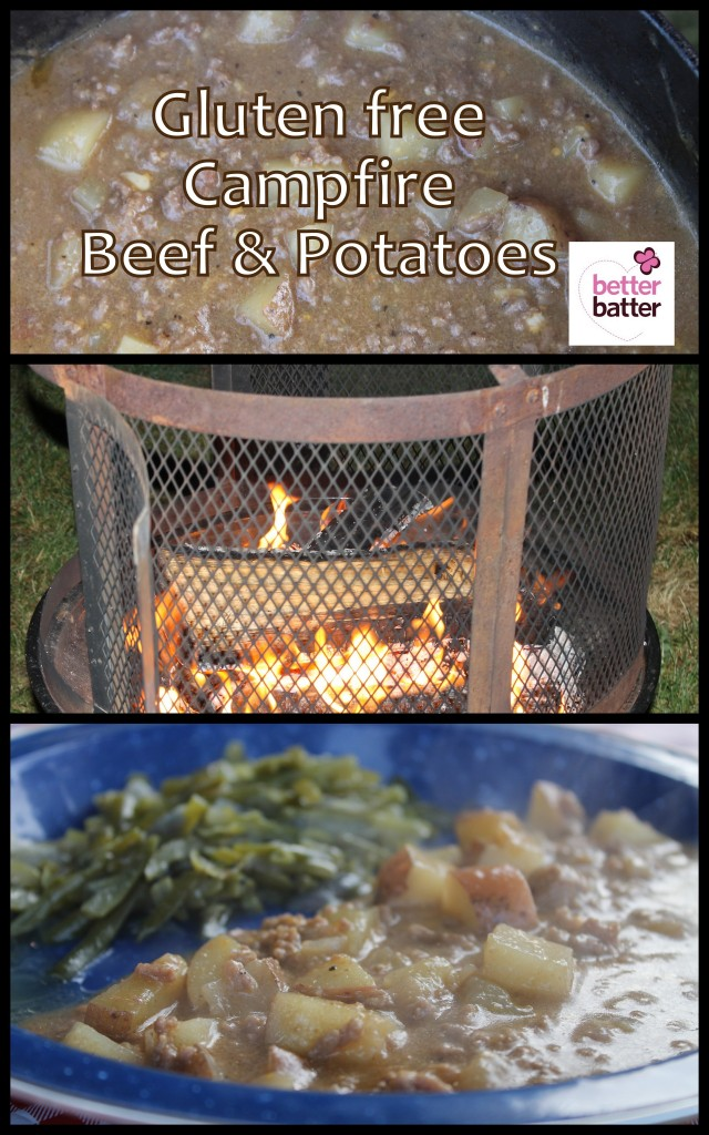 Campfire Beef and Potatoes
