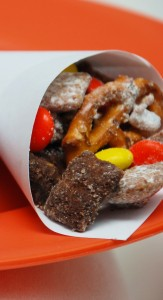 brownie chex snack mix small