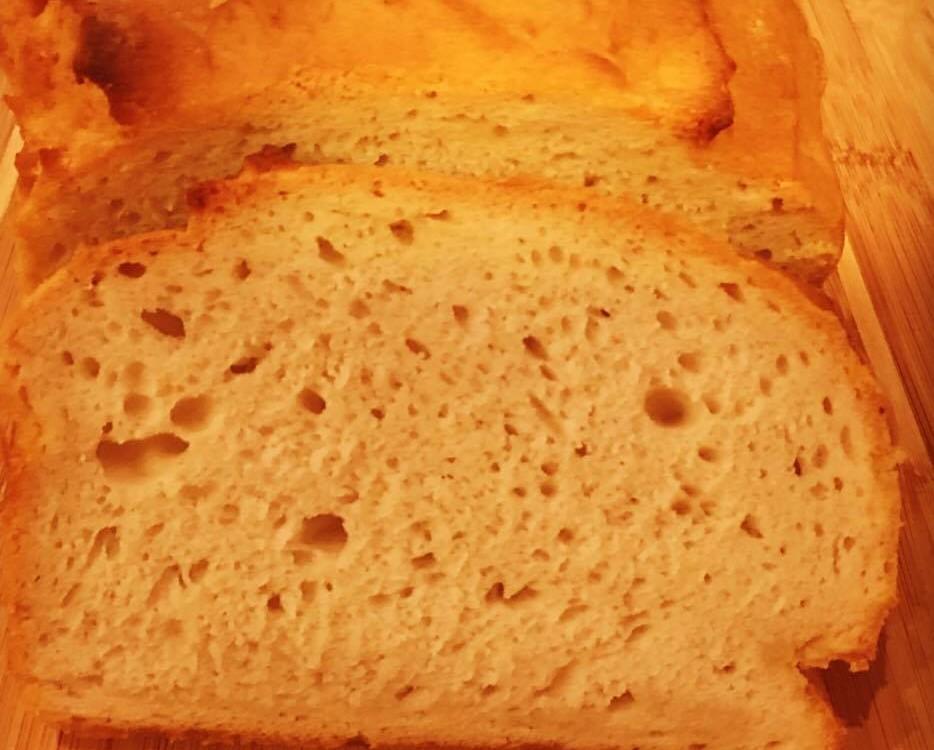 Naomi's updated Favorite White Bread Yeast Free