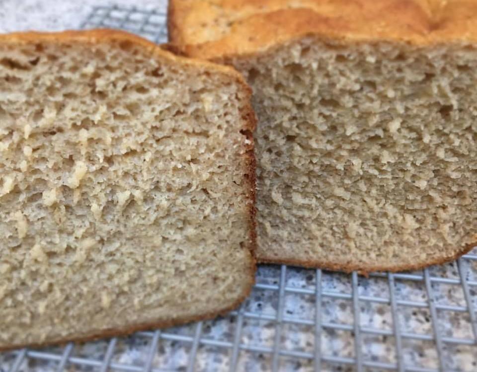 Naomi's Favorite Wheat Style Bread in bread maker