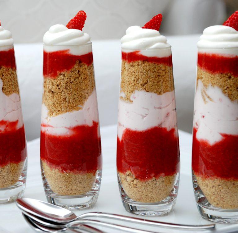 Gluten Free Yellow Cake Trifle Dessert Recipes