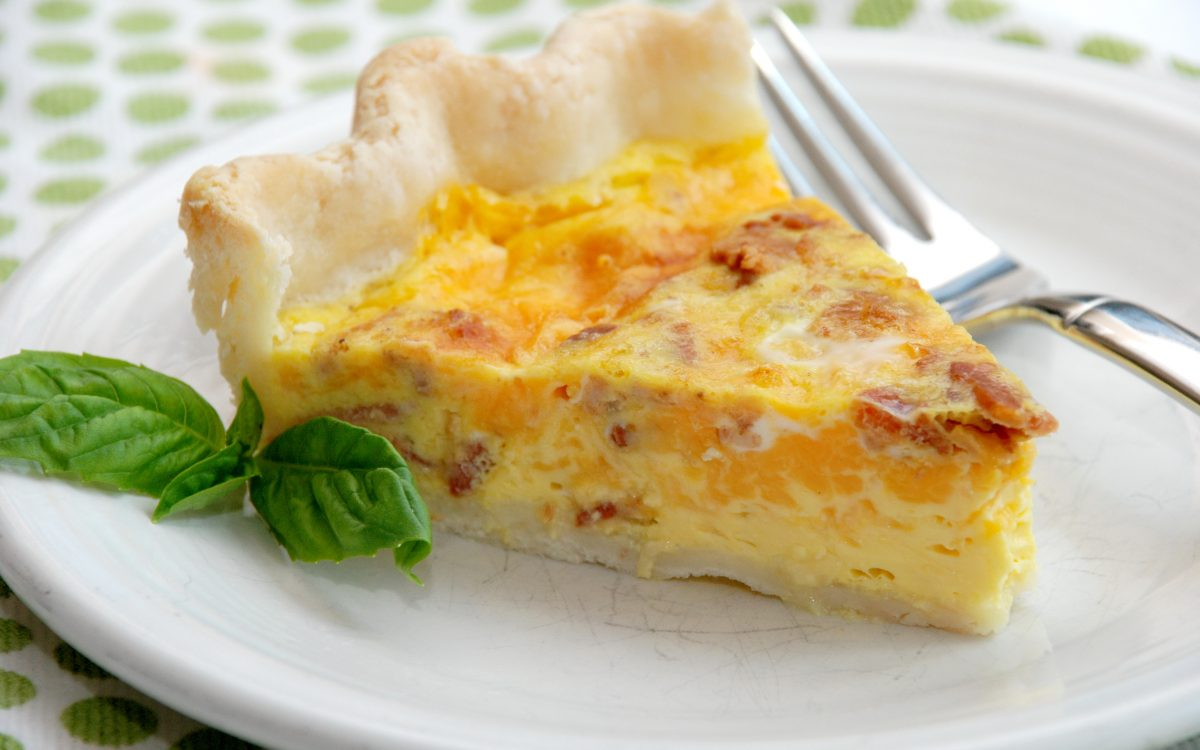 Pâte Brisée (Classic French Tart Pastry) - Better Batter ...
