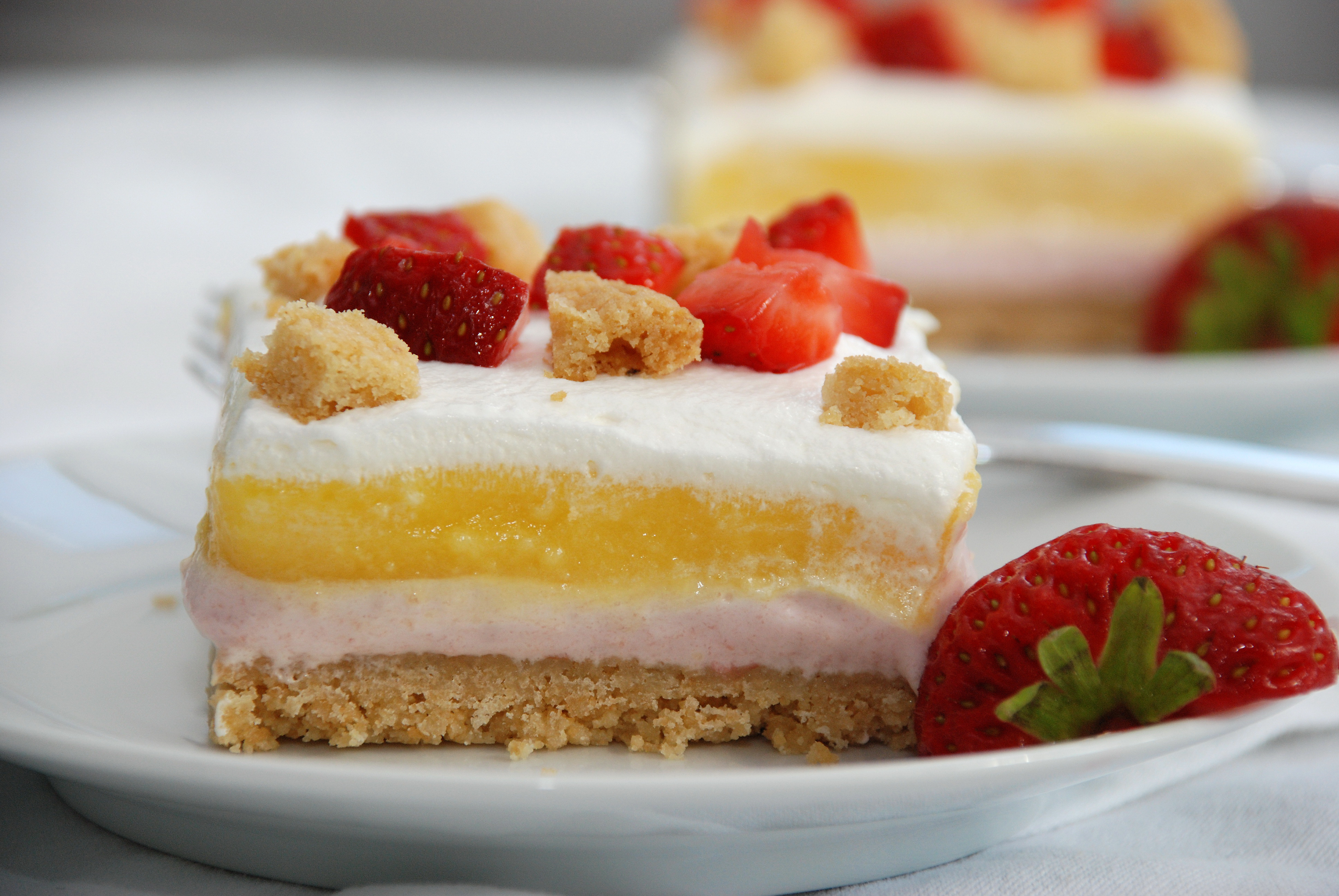 Strawberry Shortcake Lush