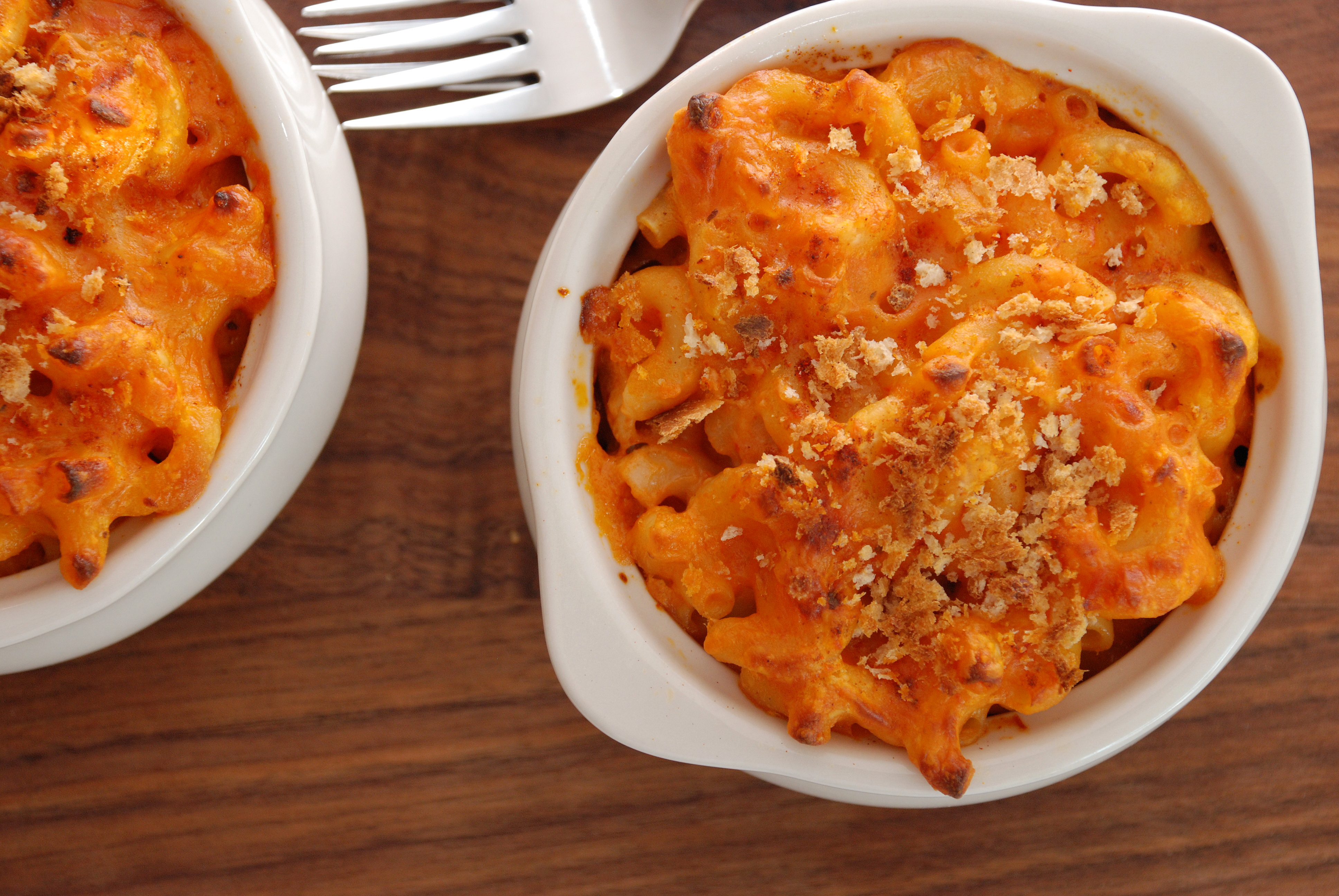 Tomato Soup Mac and Cheese