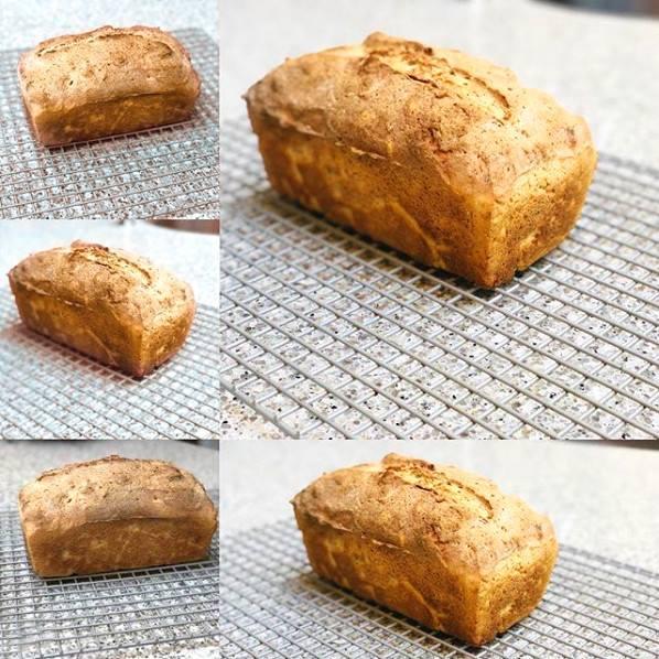 Patrick's Magic gluten-free-white bread