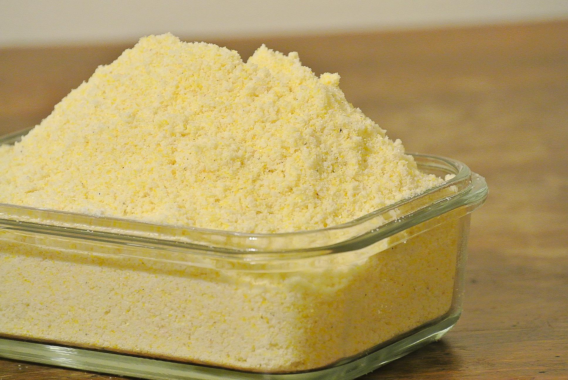 Jiffy Cornbread Mix Clone Better Batter Gluten Free Flour