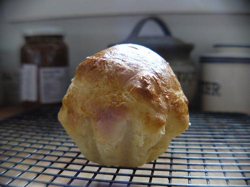 Brioche Sandwich Bread