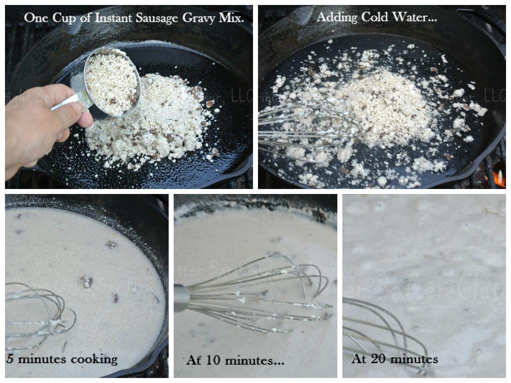sausage gravy timeli